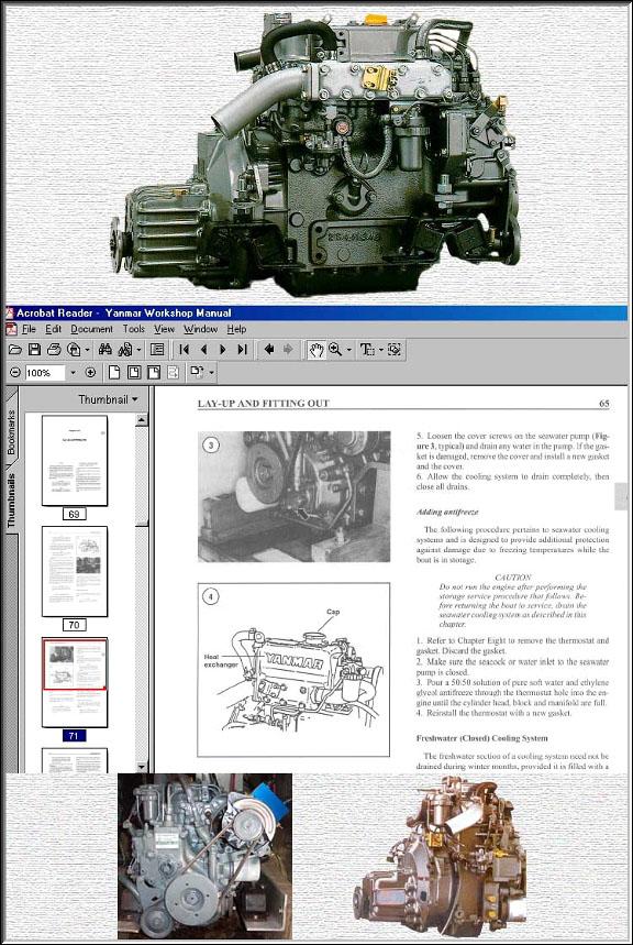 yanmar diesel workshop manuals on cd. Black Bedroom Furniture Sets. Home Design Ideas